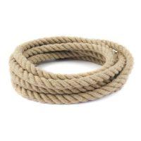 Jutová lana