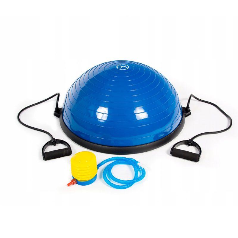 Bosu balanční míč na cvičení 57cm
